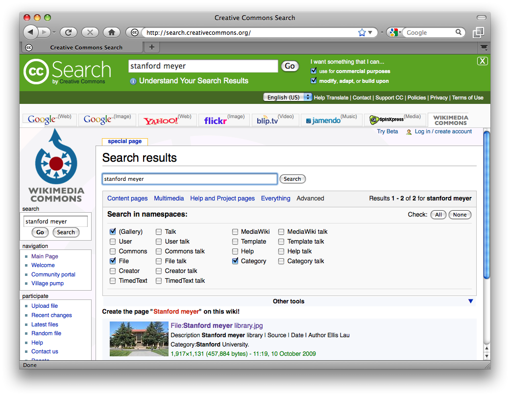 creative commons cc search - HD1041×808